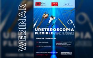 Curso de Telemedicina: Ureteroscopia Flexible con Láser Thulium- SCU-Cook Medical- VJ Cardiosistemas-Quanta